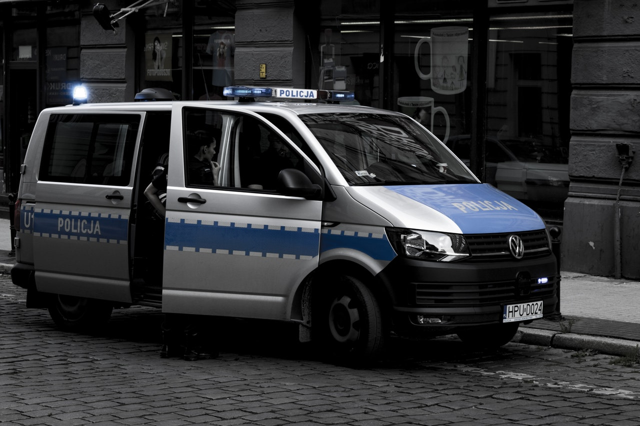 Pojazdy uprzywilejowane Policja